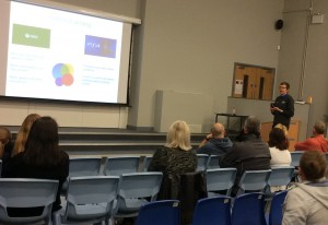 Esafety Meeting for parents at Russell Scott Primary